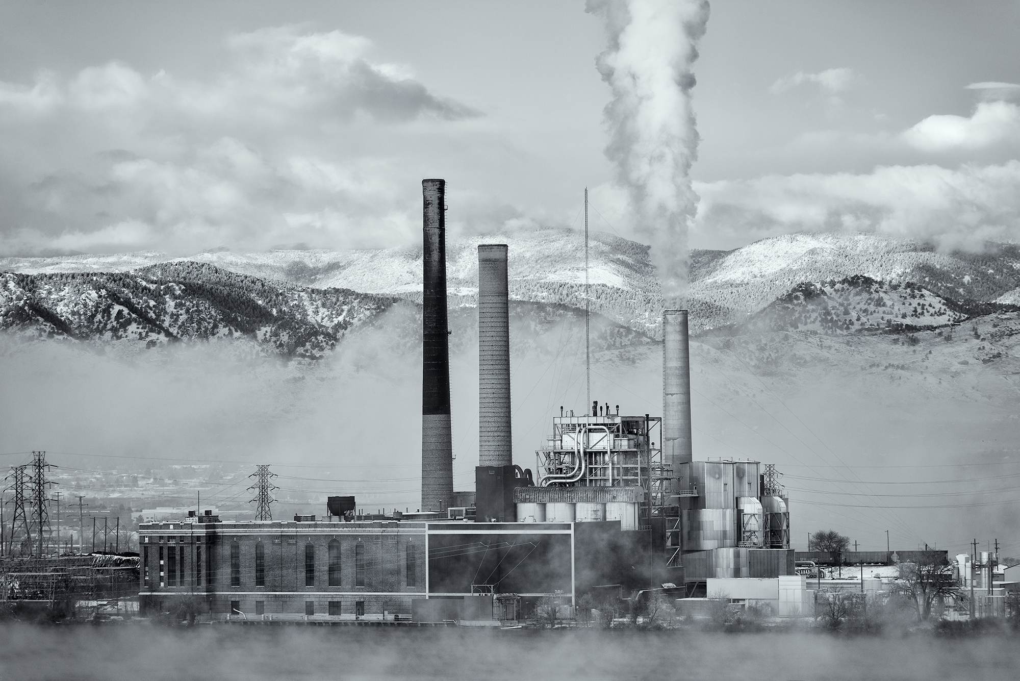 Valmont Power Plant – The graphy Blog of Daniel Joder