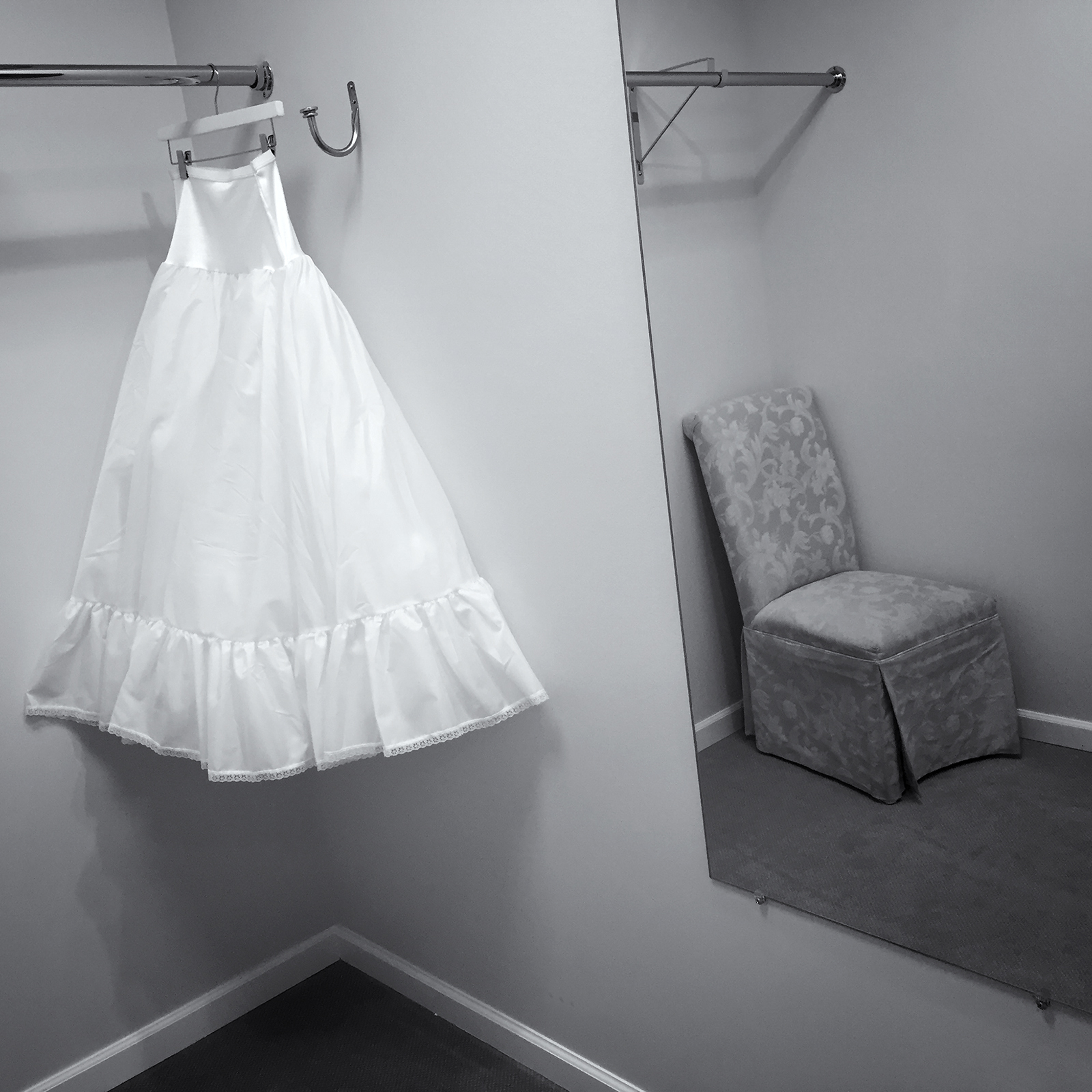 Prom Dressing Room. Denver, Colorado, 2016