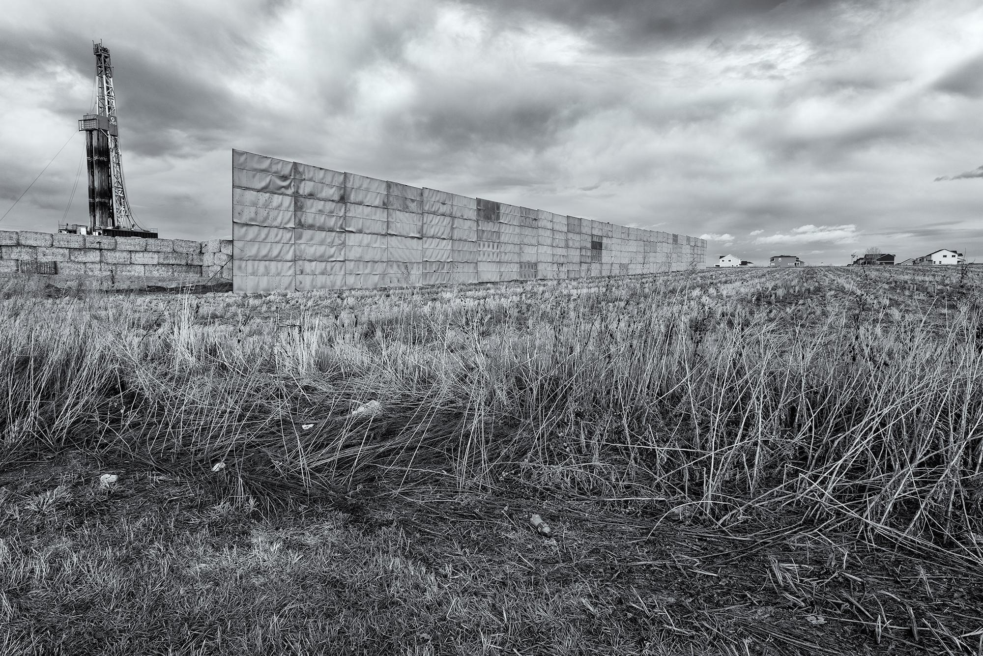 Silver Birch Frack Site, #2. Frederick, Colorado, 2016
