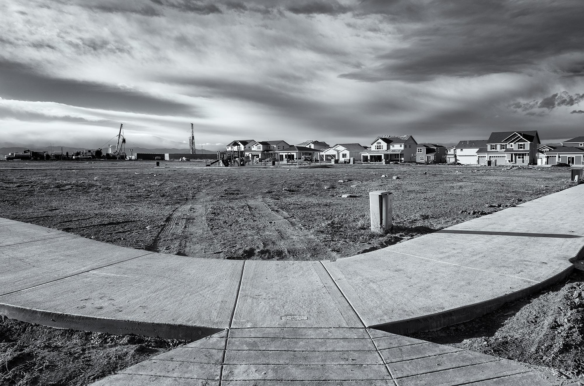 Silver Birch Frack Site, #4. Frederick, Colorado, 2016