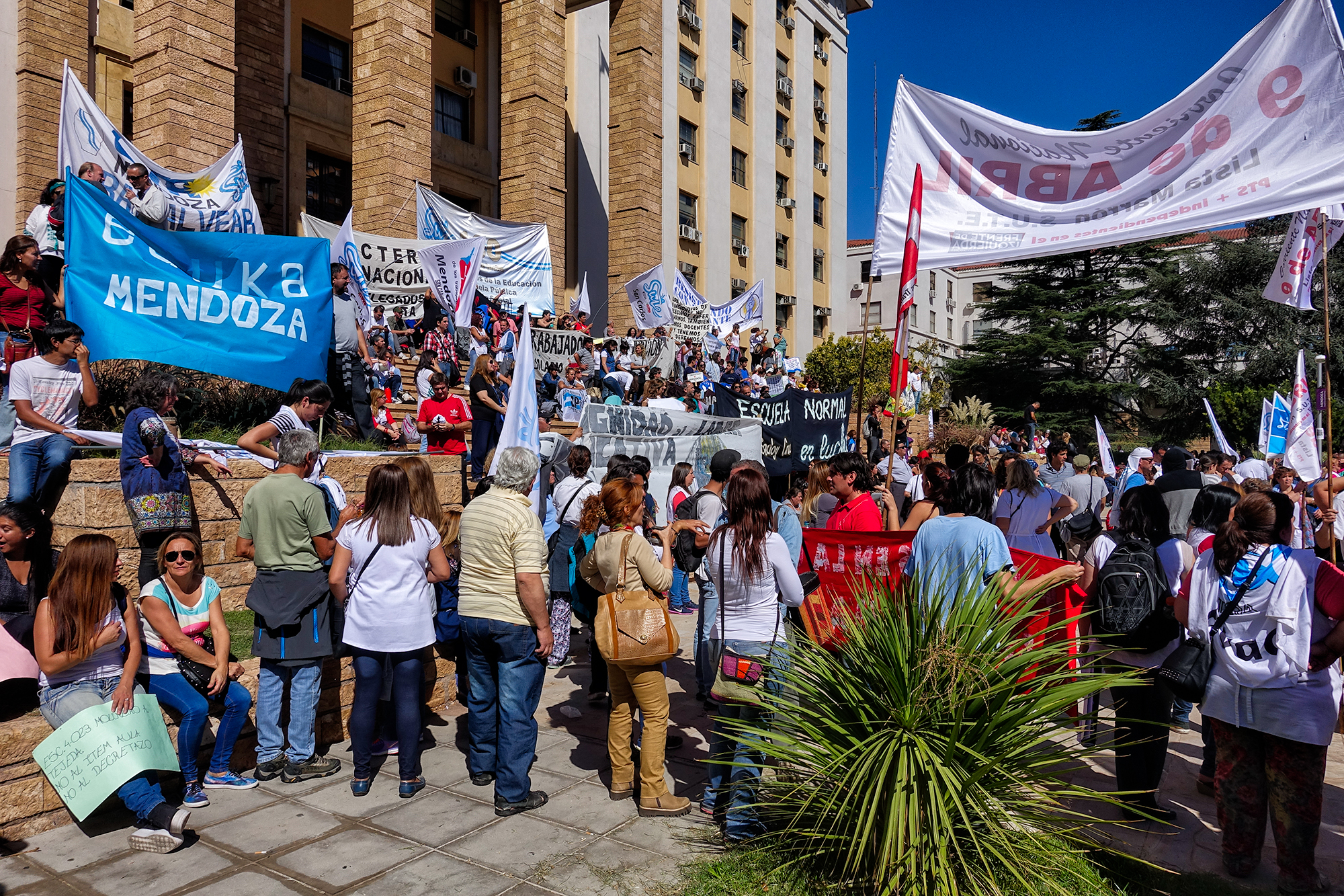 Paro, #3. March 21, 2016, Mendoza Argentina