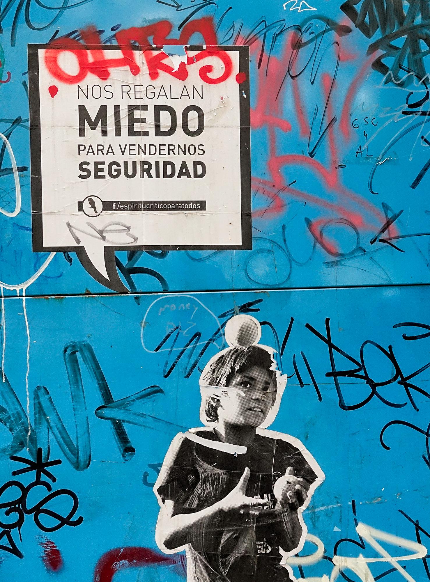 Miedo y Seguridad. Mendoza, Argentina, 2016