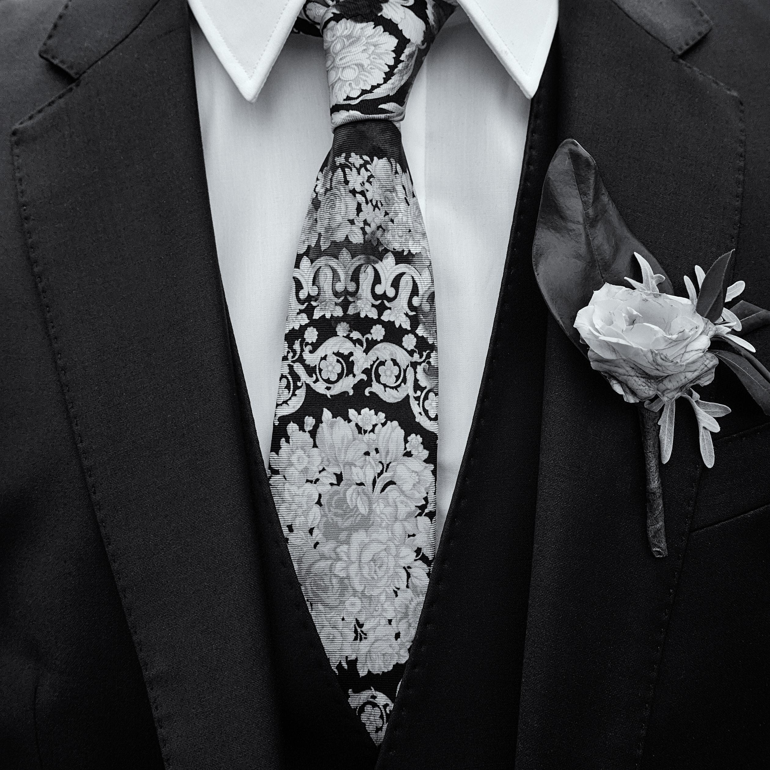 La corbata del novio. Hotel Potrerillos, Argentina, 2016