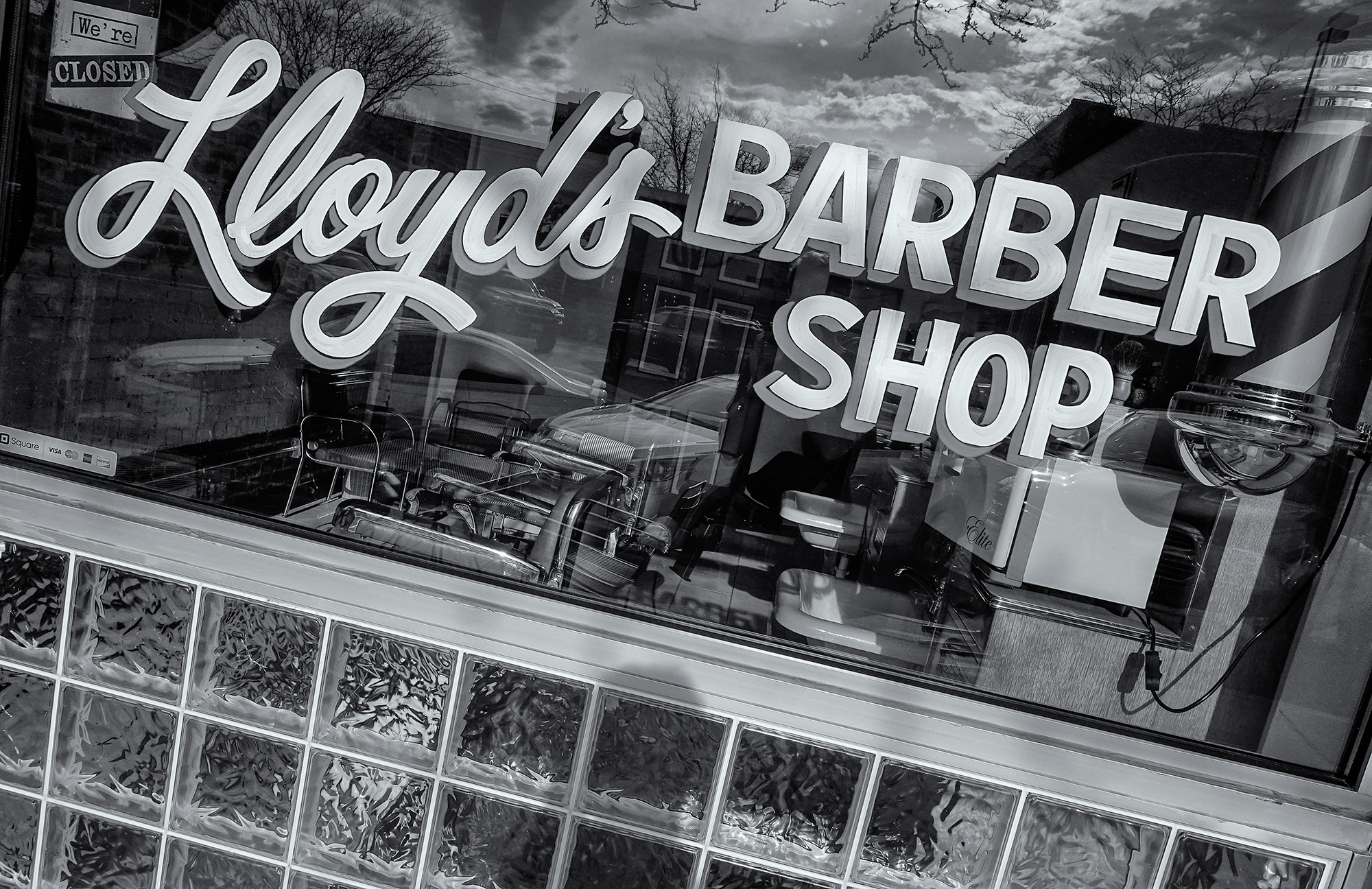 Barber Shop, #2. Ft. Collins, Colorado, 2016