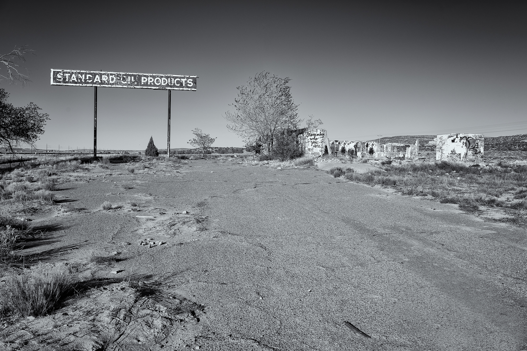 Cow Springs Station, #1. Cow Springs, Navajo Nation, Arizona, 2016