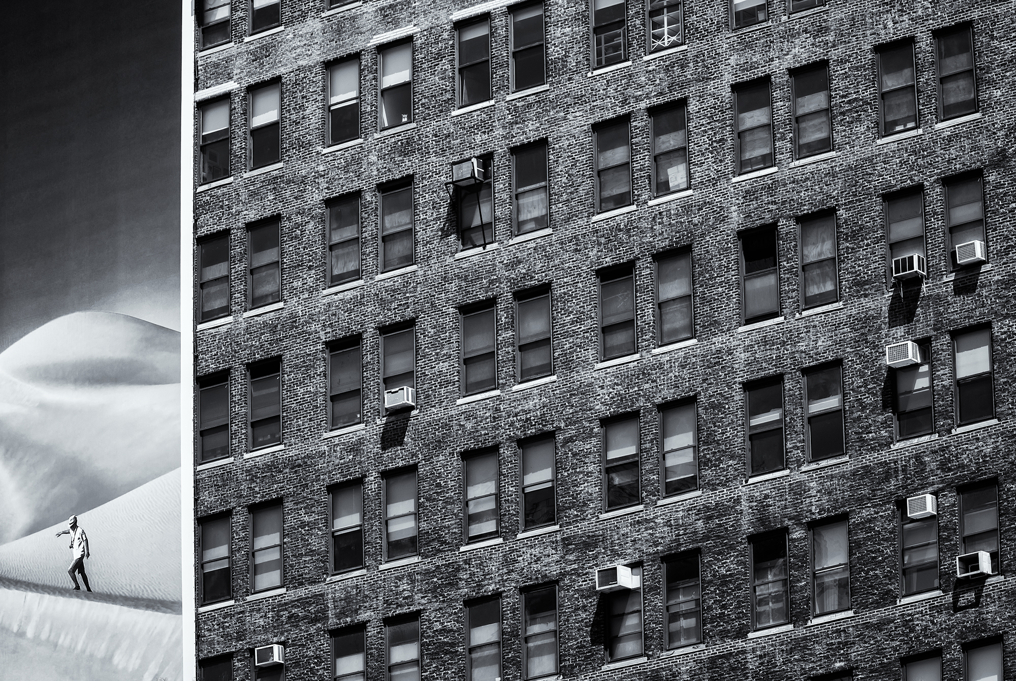 Building, #37 (The Great Escape). New York City, NY, 2015