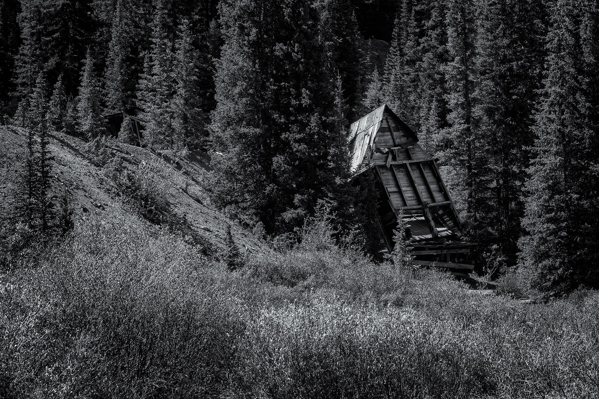 Mine Ruins, #1. Leadville, Colorado, 2016