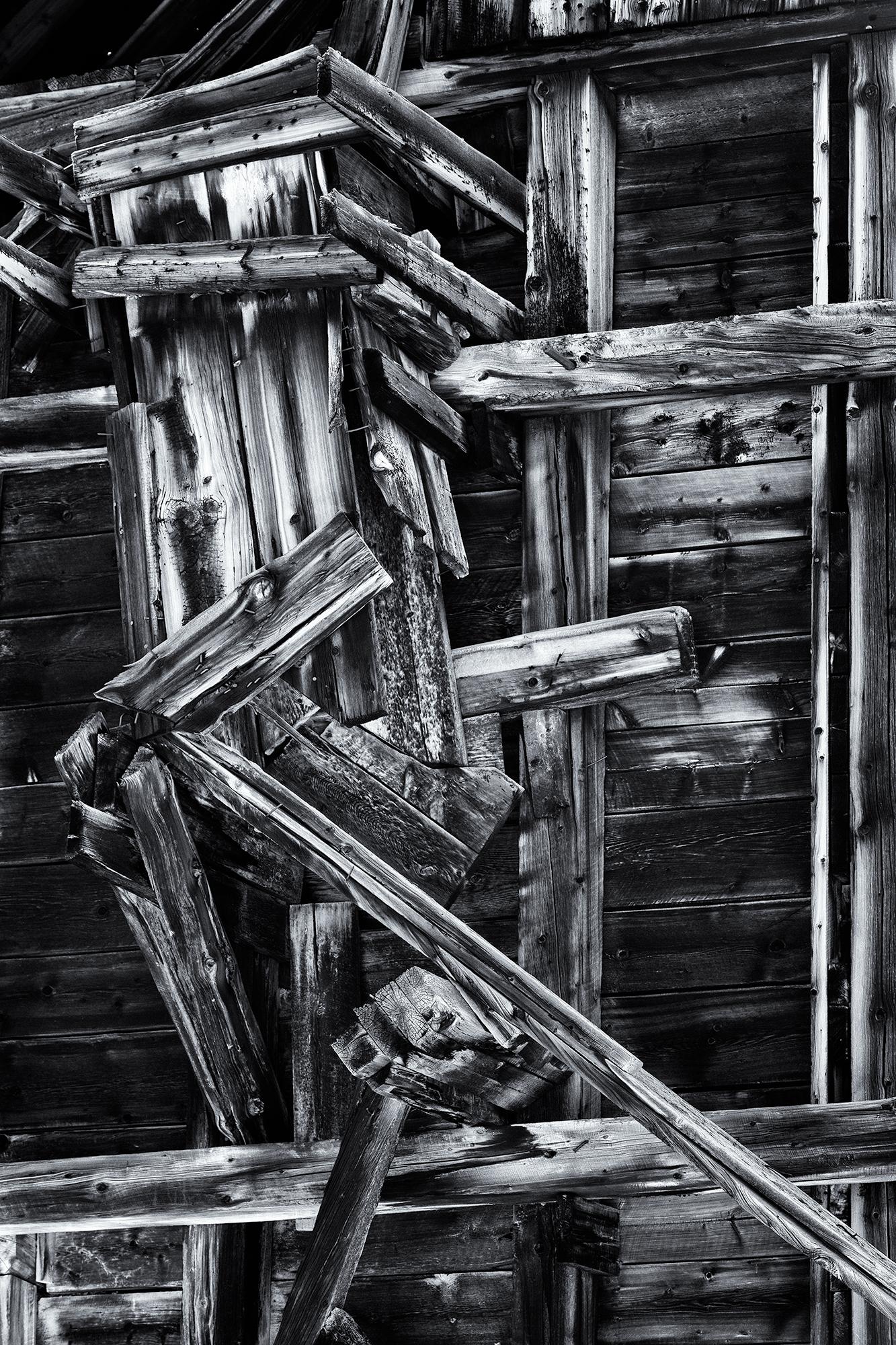 Mine Ruins, #2. Leadville, Colorado, 2016