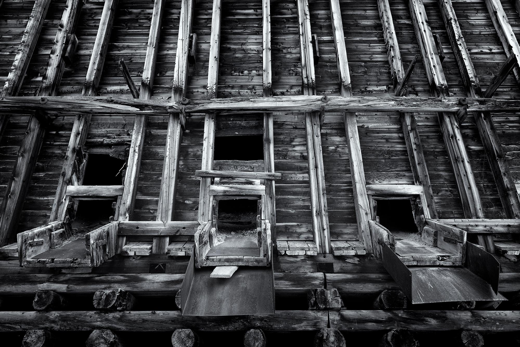 Mine Ruins, #3. Leadville, Colorado, 2016