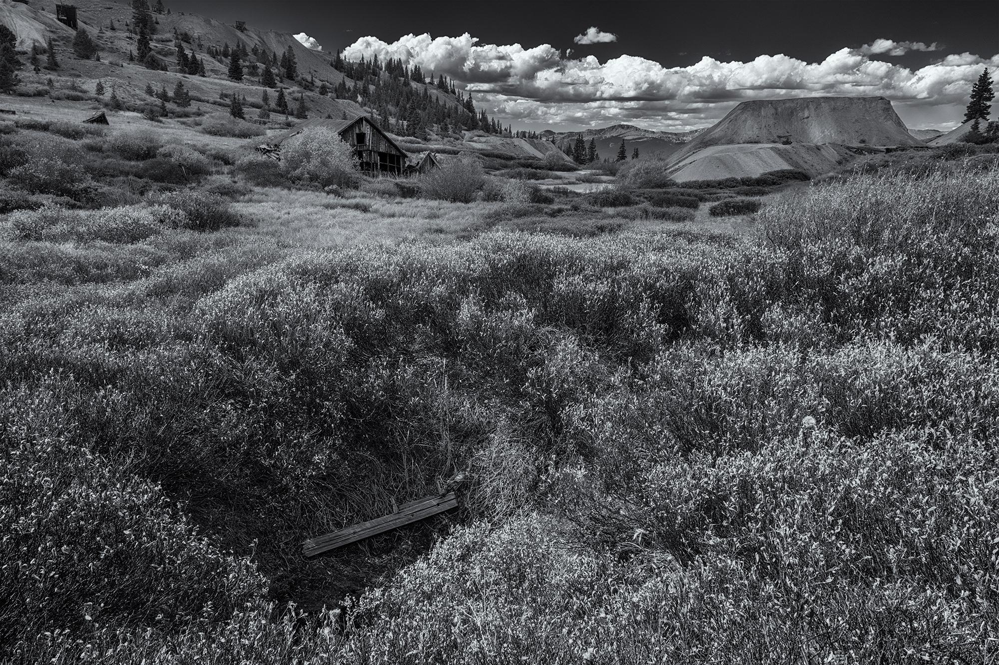 Mine Ruins, #9. Leadville, Colorado, 2016