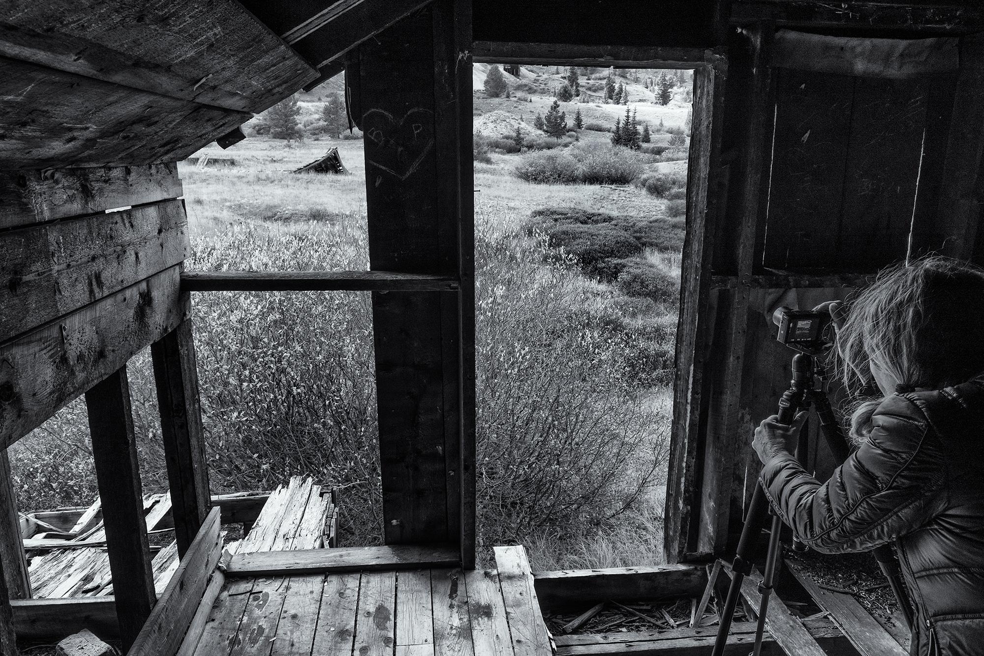 Mine Ruins, #11. Leadville, Colorado, 2016