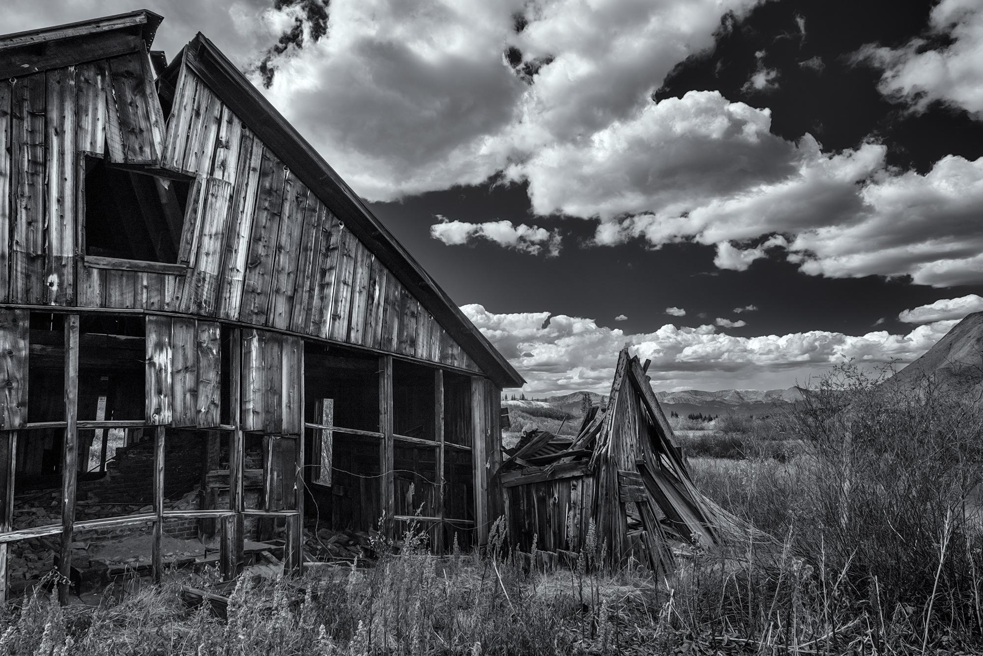 Mine Ruins, #12. Leadville, Colorado, 2016