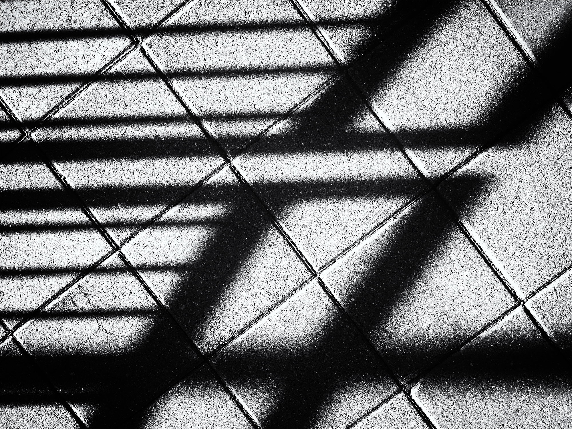 Mall Shadows, #2. Boulder, Colorado, 2016