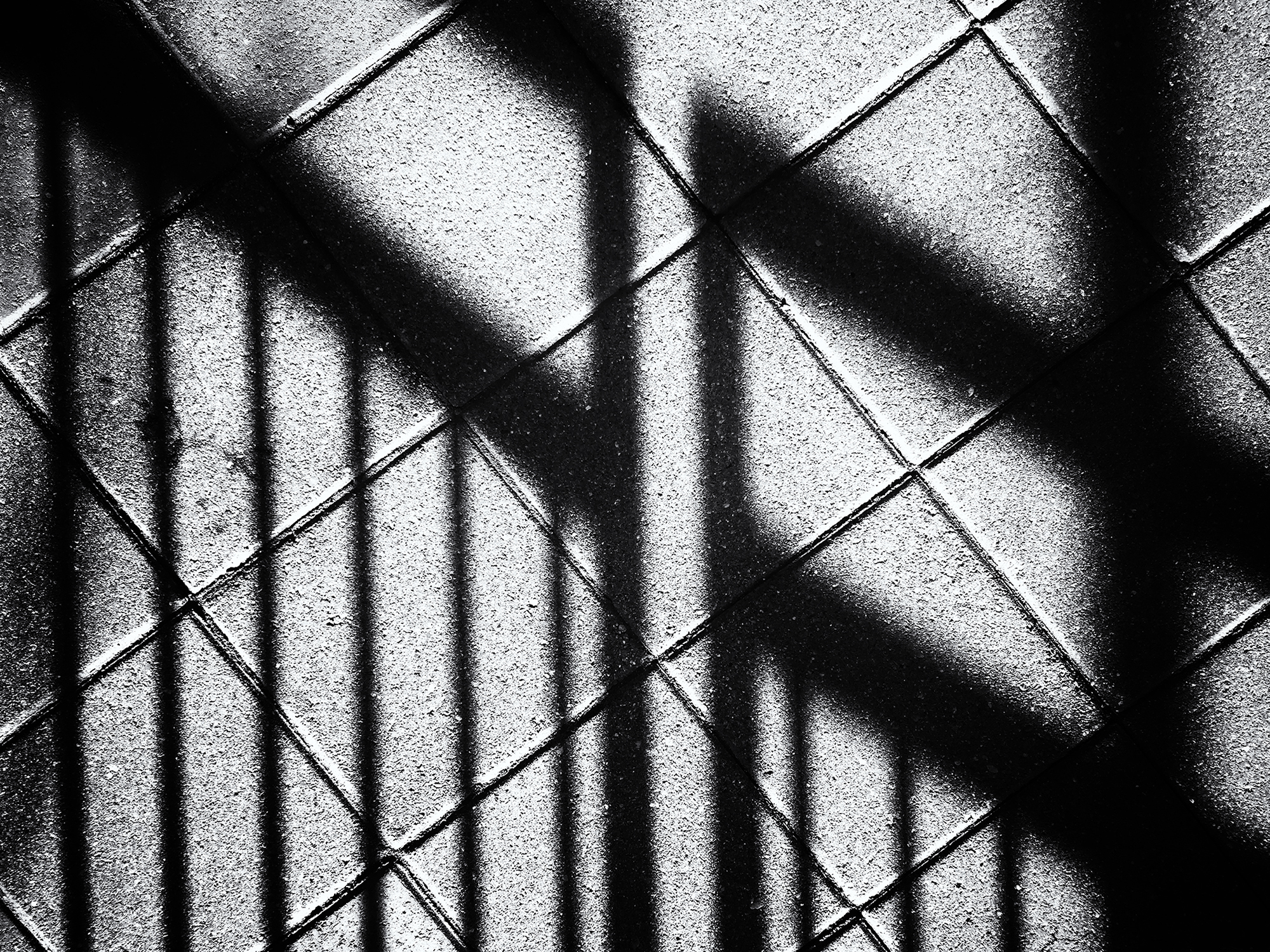 Mall Shadows, #3. Boulder, Colorado, 2016