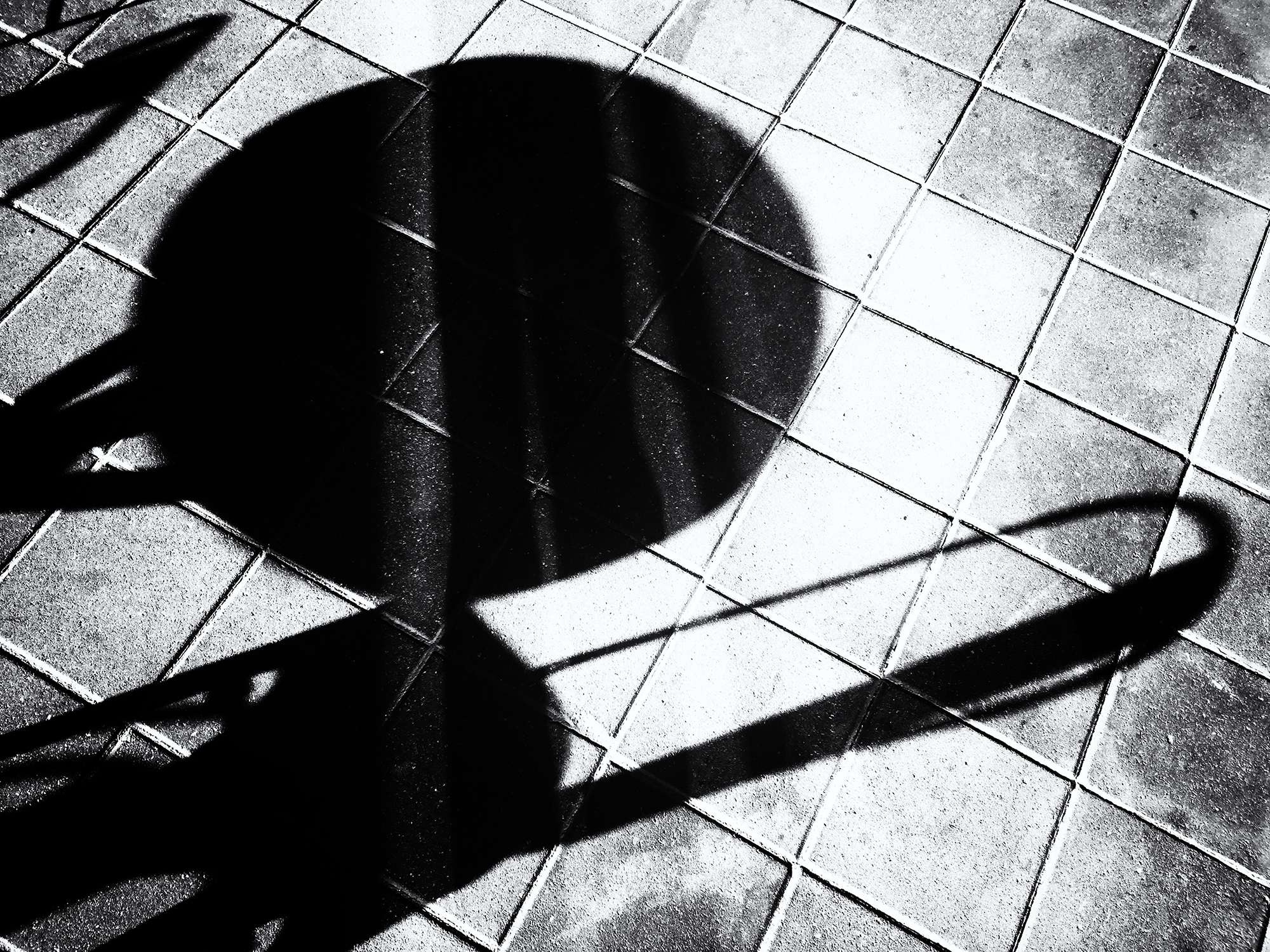 Mall Shadows, #4. Boulder, Colorado, 2016