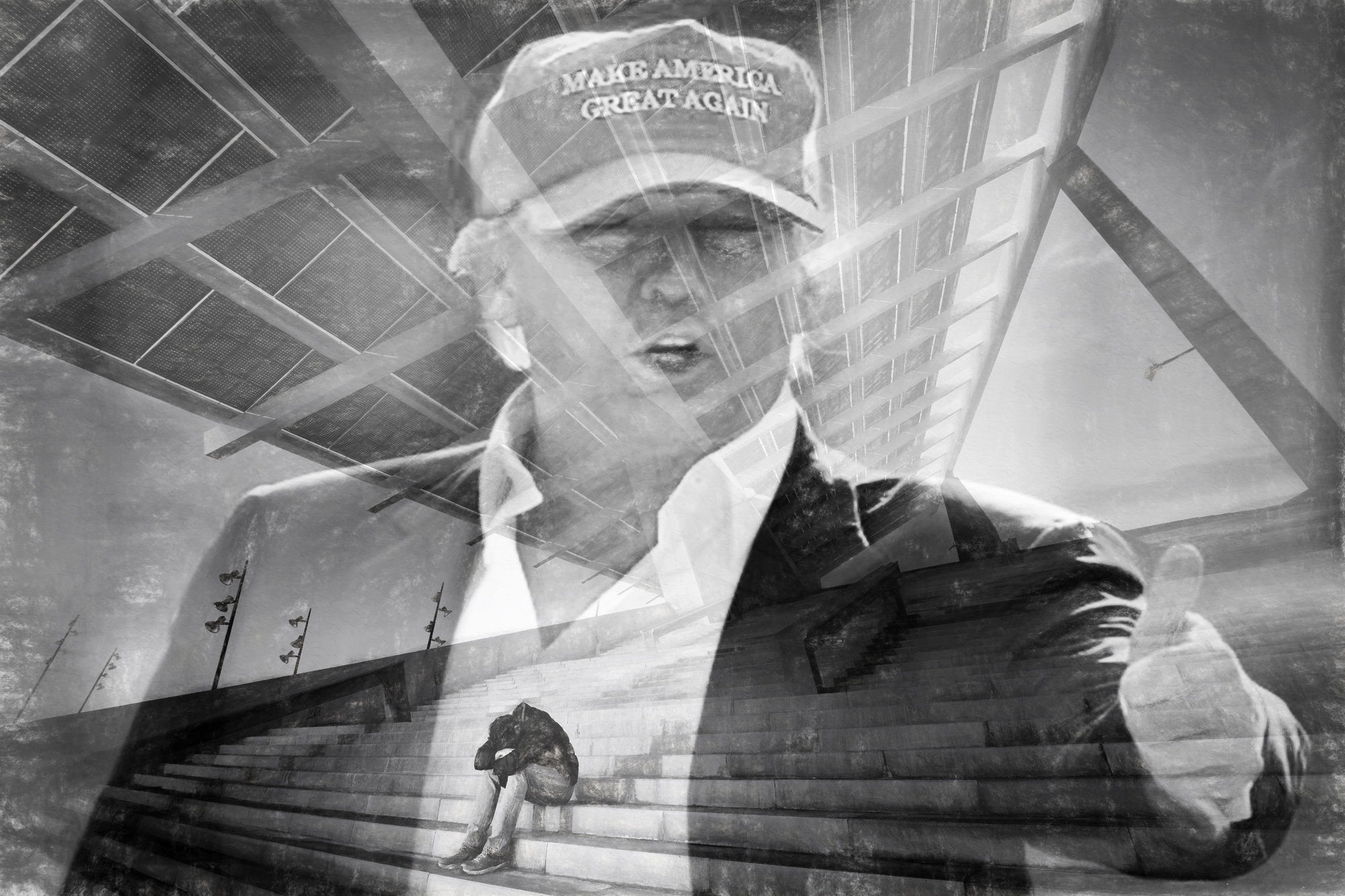 The Trump Collection, #10 (Savior). Boulder, Colorado, 2016