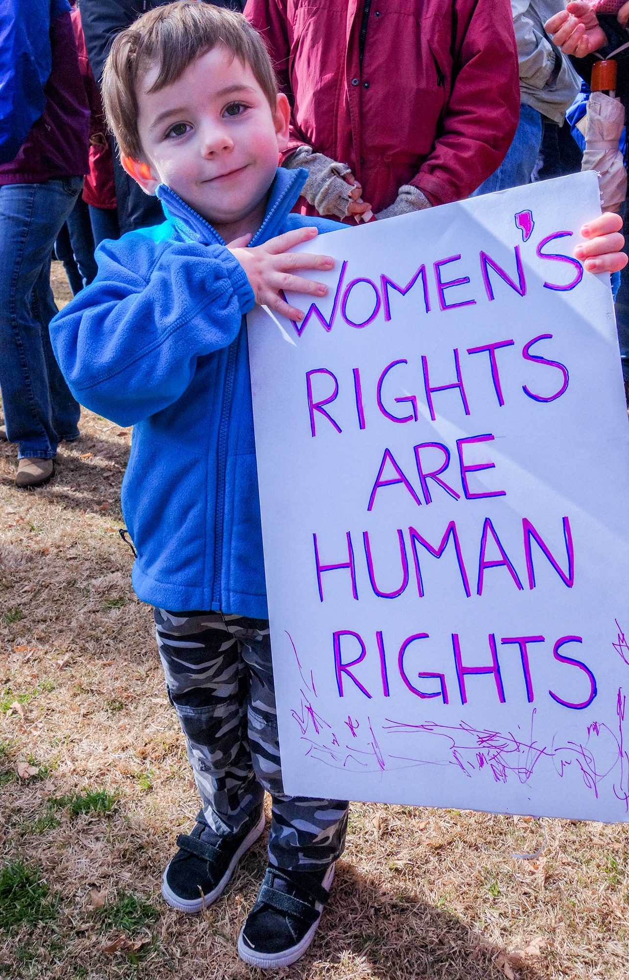 Women's March, #15. Tucson, Arizona, 2017