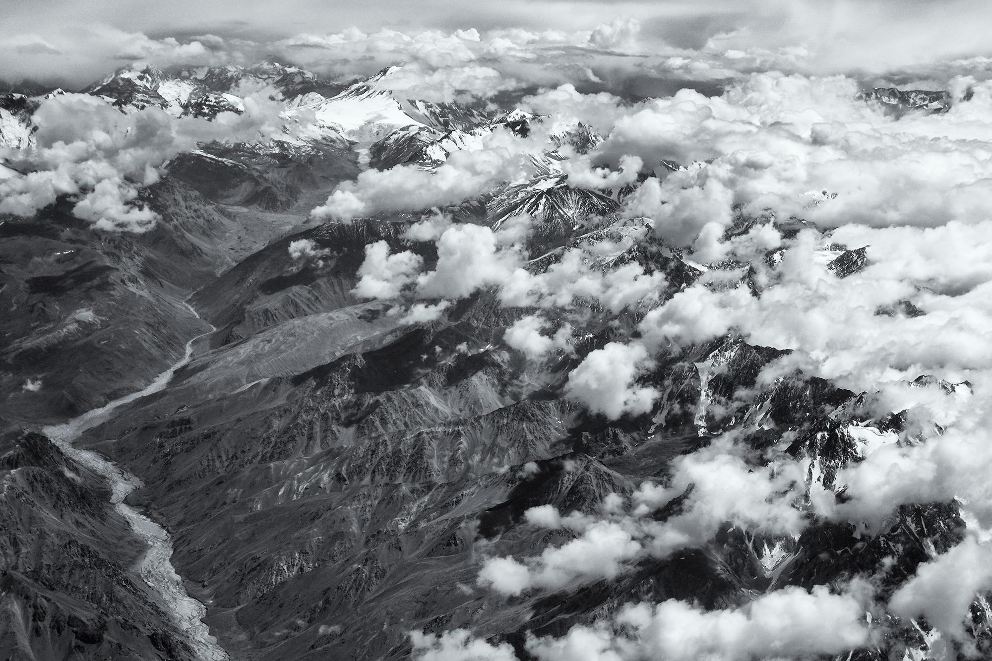 La Cordillera, #3. Chile-Argentina, 2017