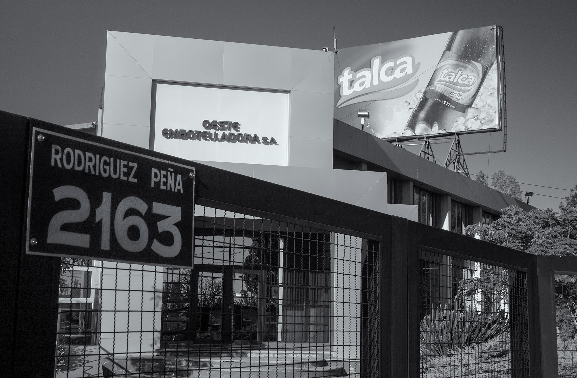 Talca, #3. Mendoza, Argentina, 2017