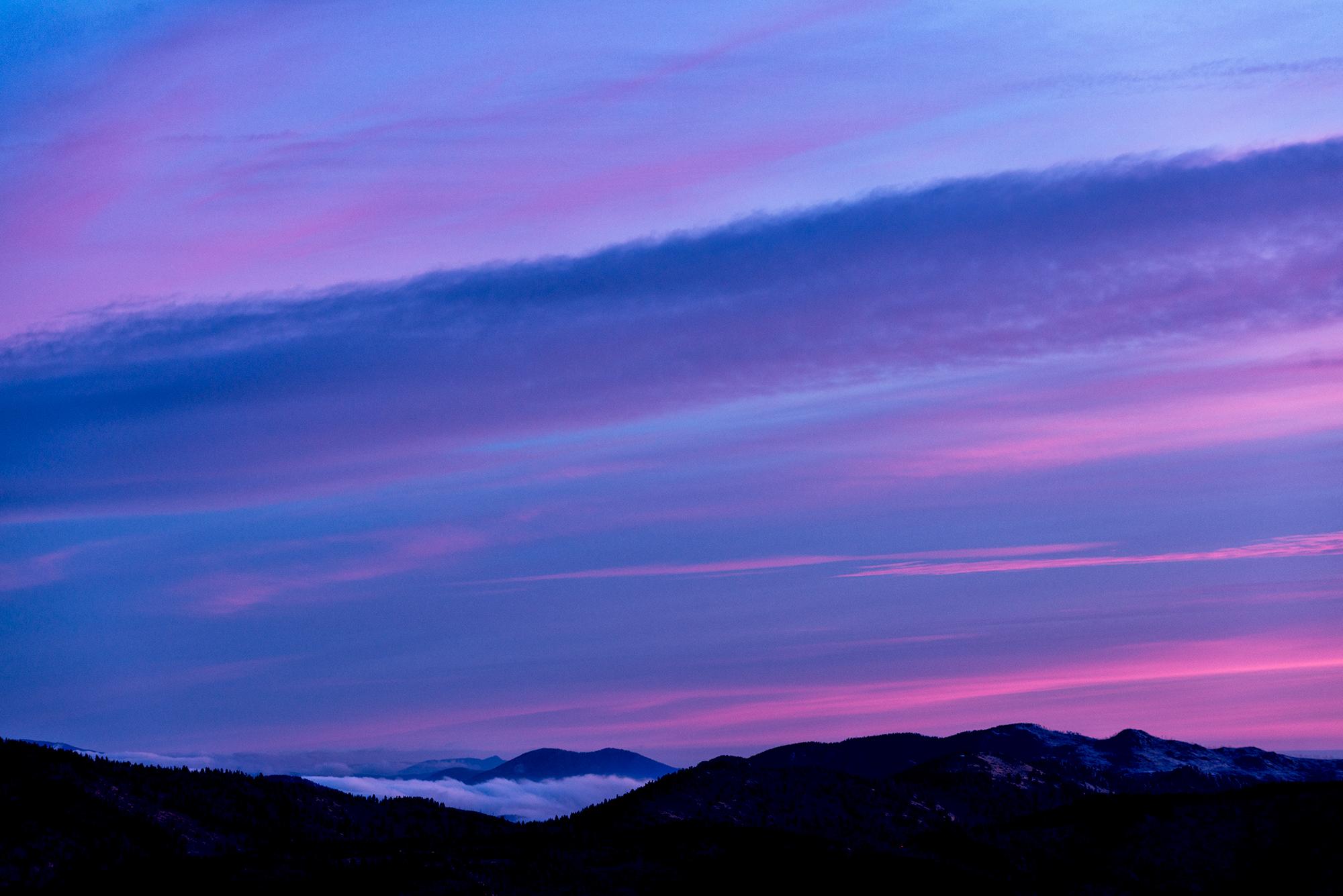 Sugarloaf, #5. Sugarloaf Mountain, Colorado, 2017