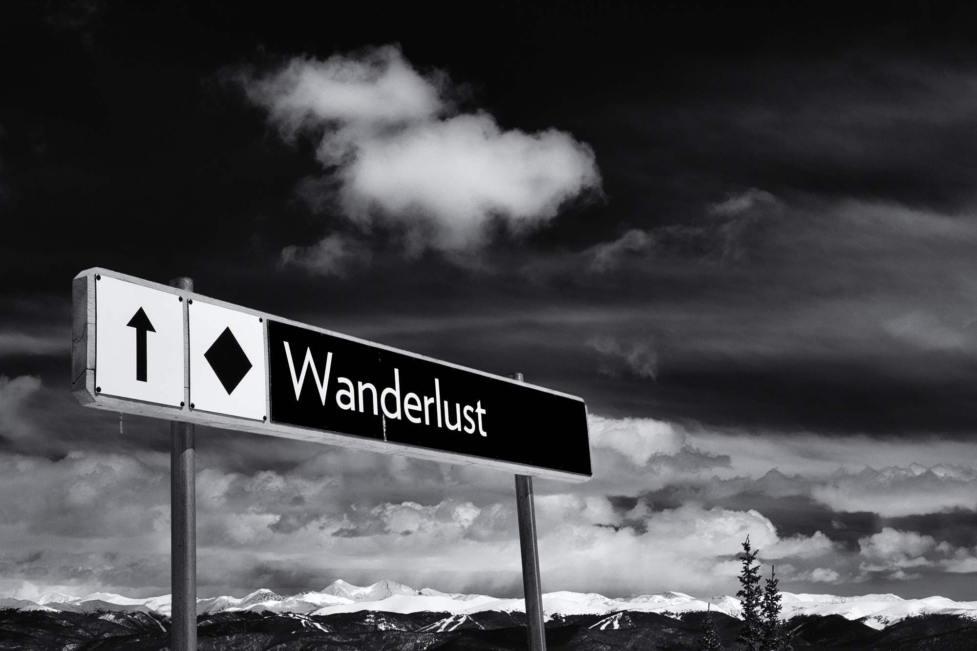 Wanderlust. Breckenridge, Colorado, 2017