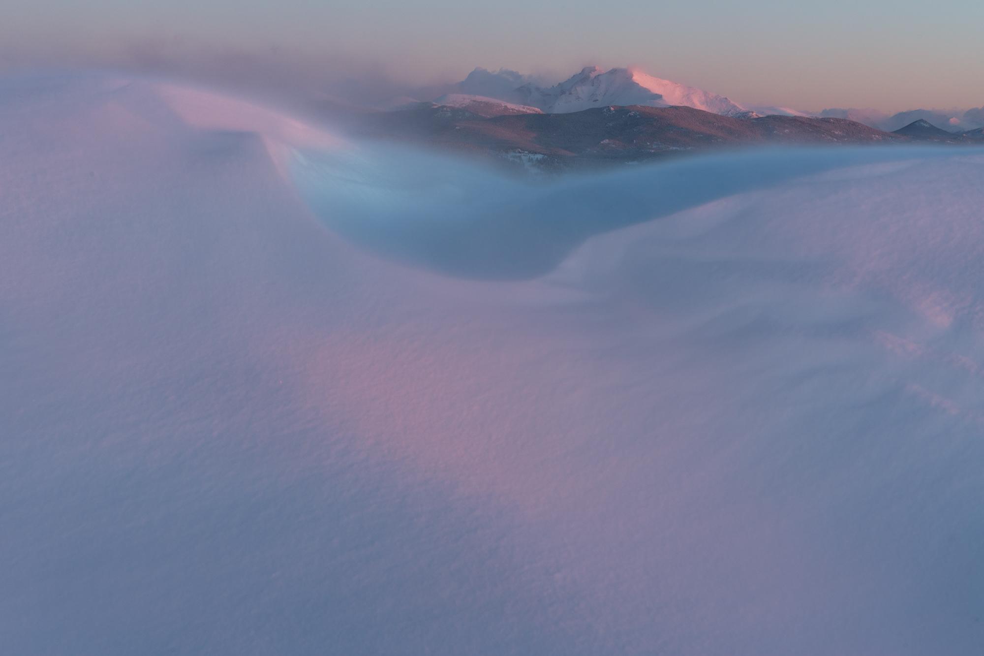 Sugarloaf, April Snow, #3. Sugarloaf Mountain, Colorado, 2017