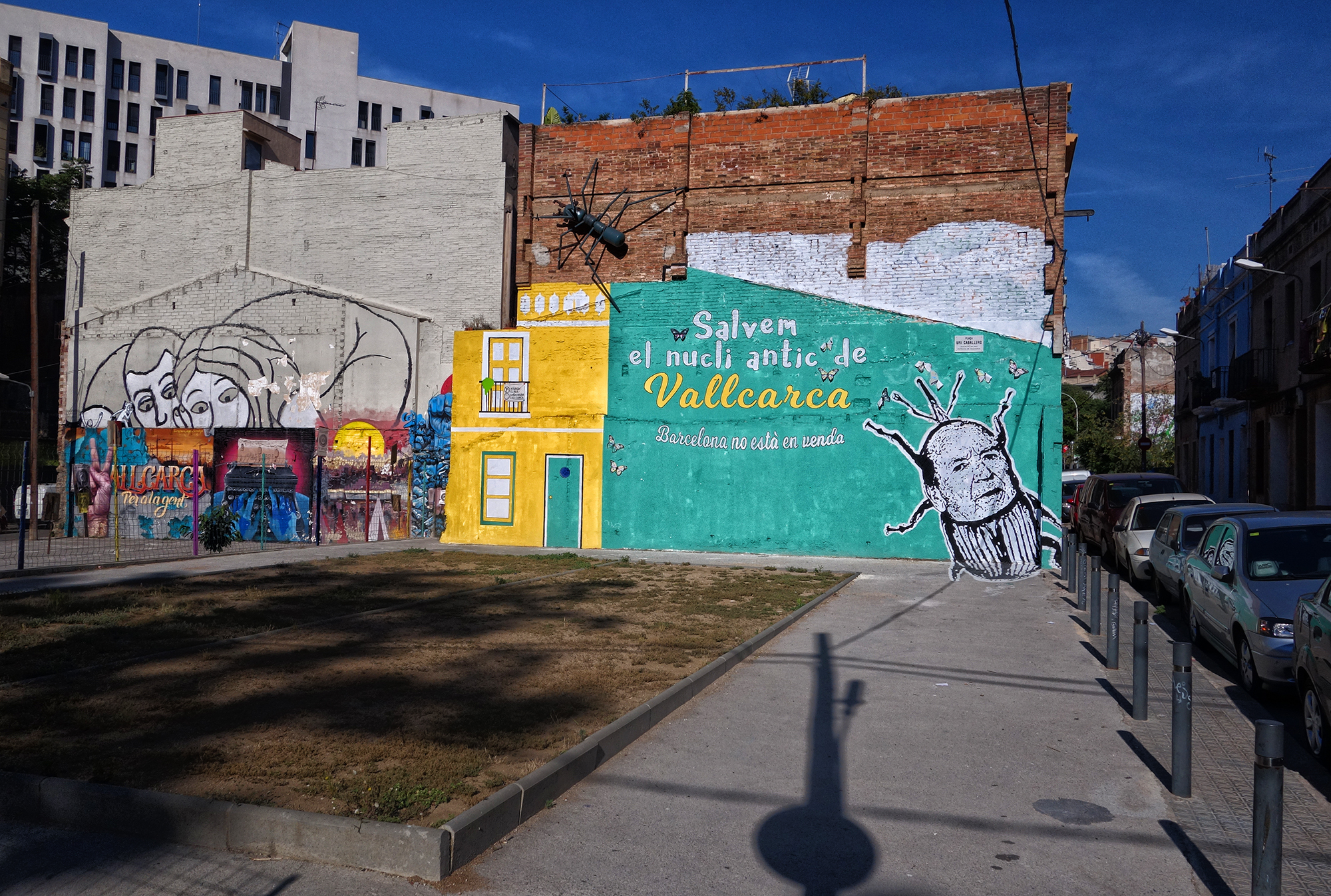 Vallcarca, #8. Vallcarca, Barcelona, 2017
