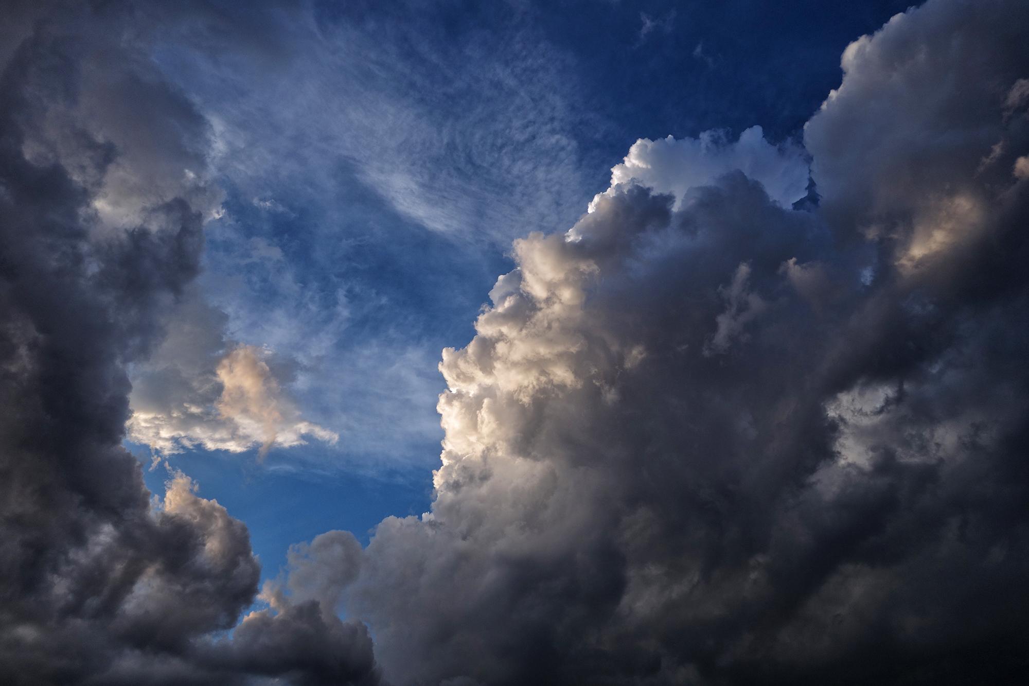 Cloudscape, #2. Louisville, Colorado, 2017