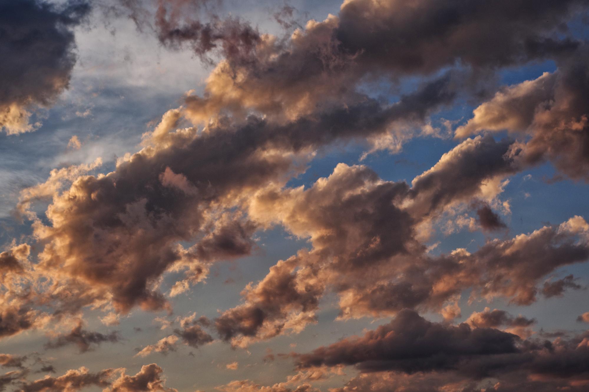 Cloudscape, #8. Louisville, Colorado, 2017