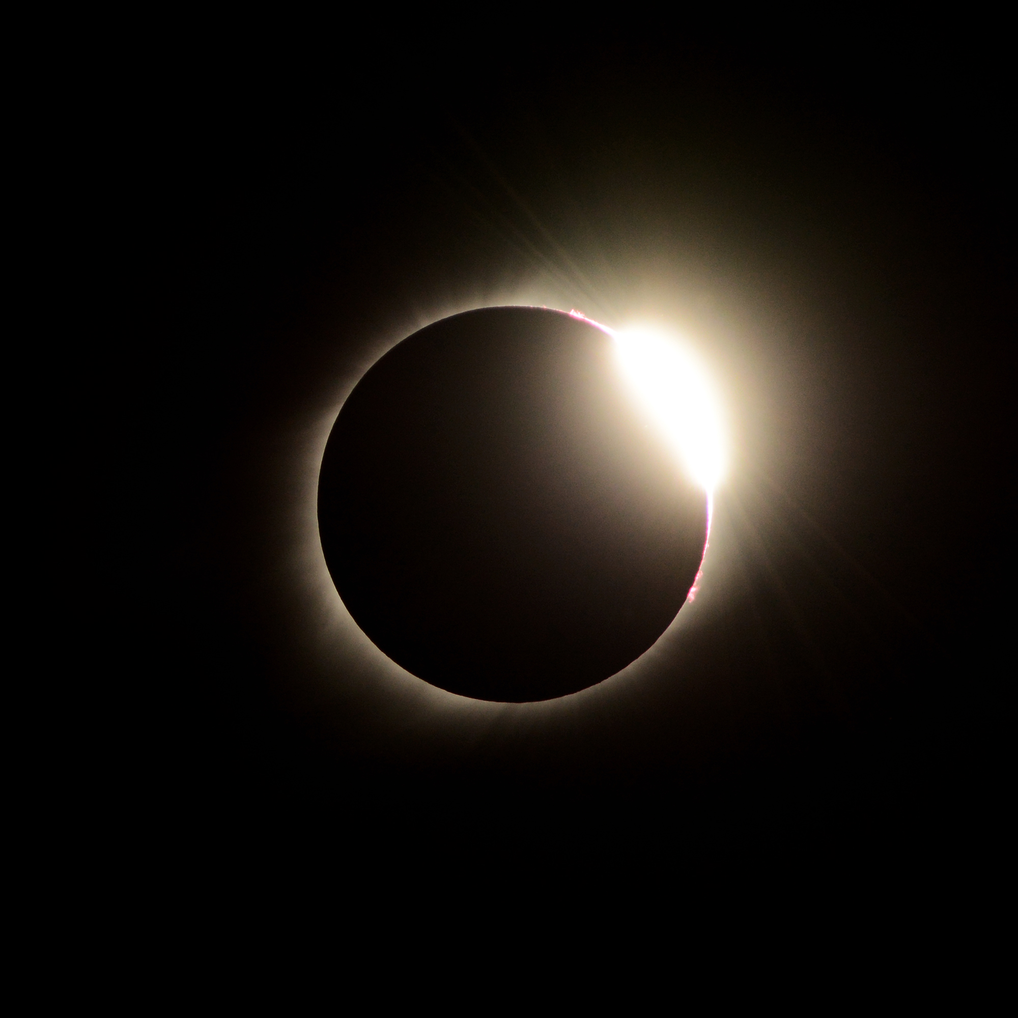 2017 Total Solar Eclipse at Glendo State Park, Wyoming ...