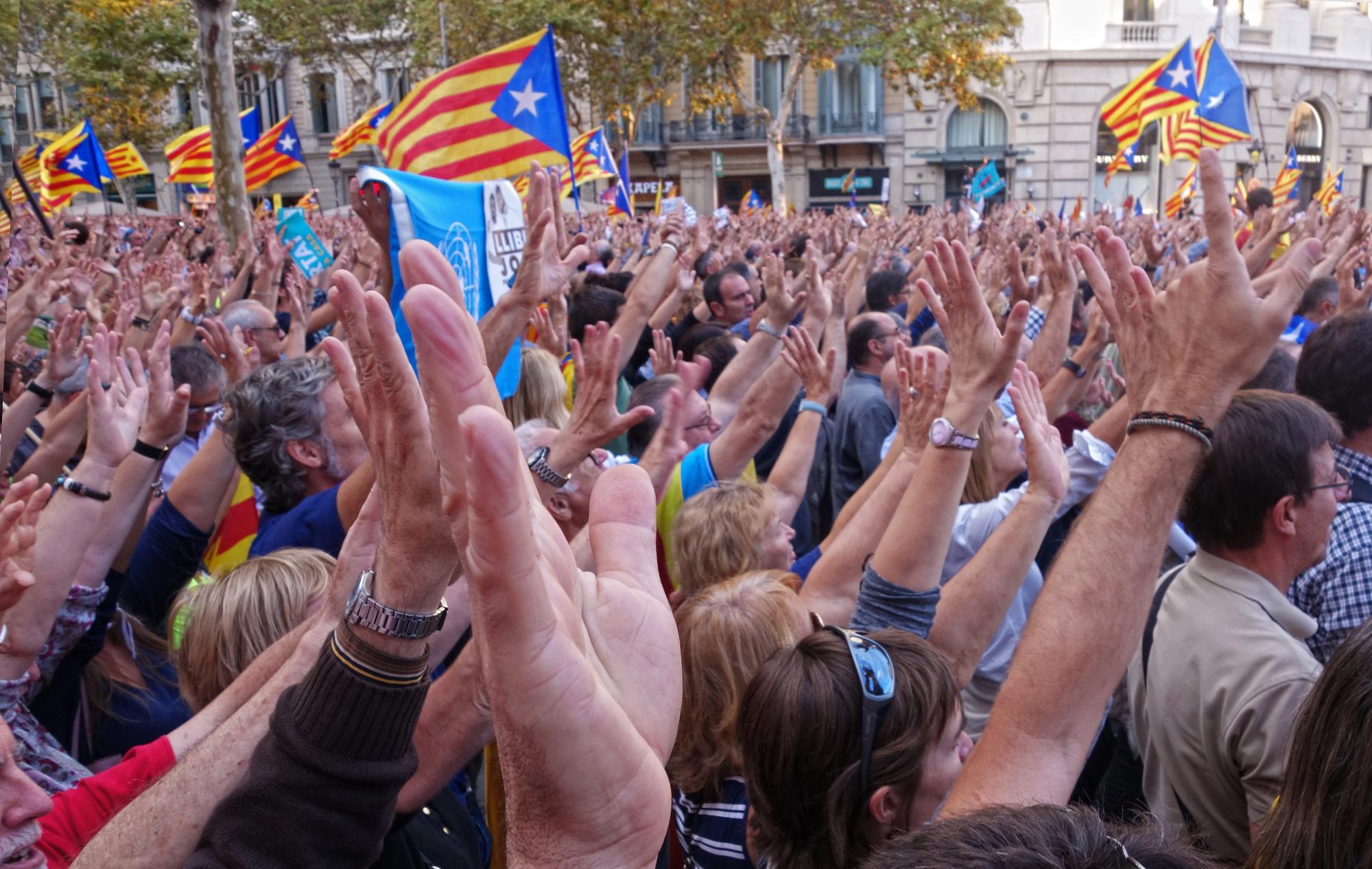 Manifestación, #3. Barcelona, Catalunya, Espanya