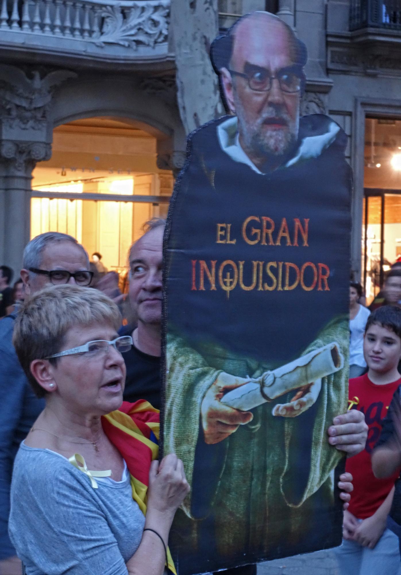 Manifestació, #11. Barcelona, Catalunya, Espanya