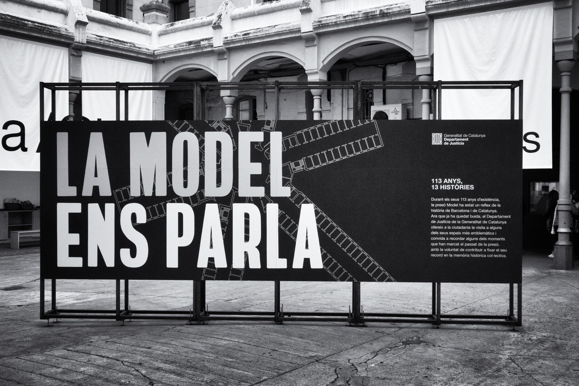 La Modelo, #40, Barcelona, 2017