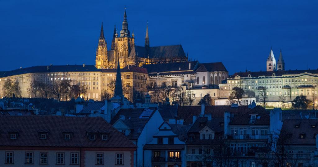 Prague, #13, Prague Castle, Czech Republic, 2017