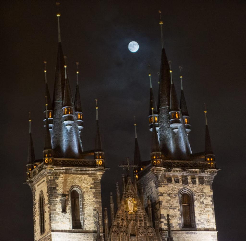 Prague, #26, Church, Czech Republic, 2017