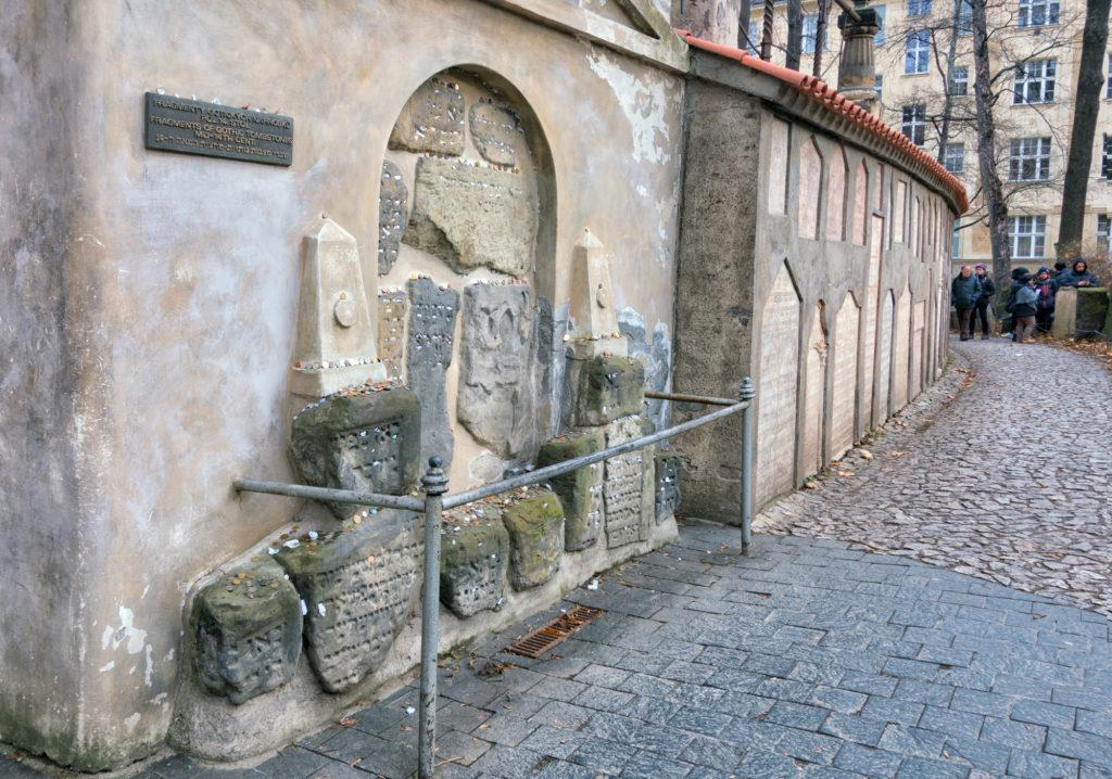 Prague, #34, Old Jewish Cemetery, Czech Republic, 2017