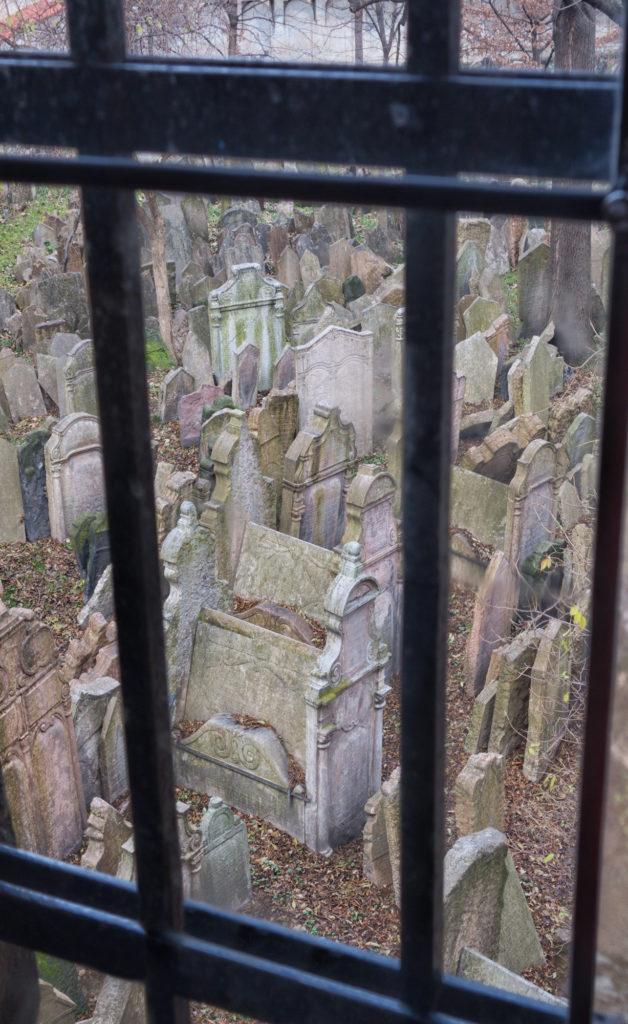 Prague, #36, Old Jewish Cemetery, Czech Republic, 2017