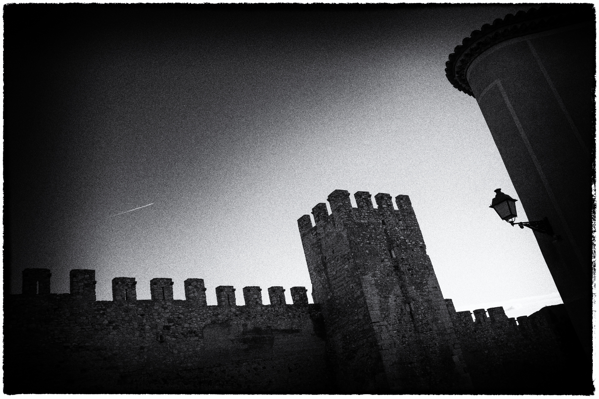 A Medieval Comet, Perhaps, Montblanc, 2018